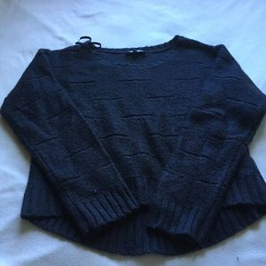 Sweaters - Girl Obsessed Textured Knit Sweater Size S